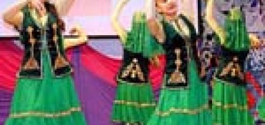 Молодежный фестиваль «Таланты Кавказа»