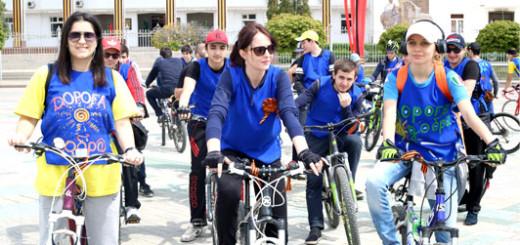 Благотворительный велопробег «Дорога добра»