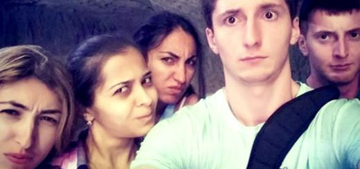 Путешествие в пещеру Салта
