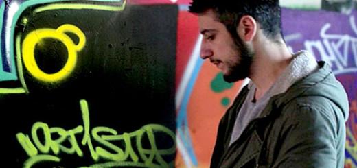 Граффити, как медитация Арсена Абдуллаева