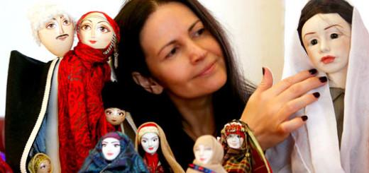 Кукольный мир Сакинат Исмаиловой