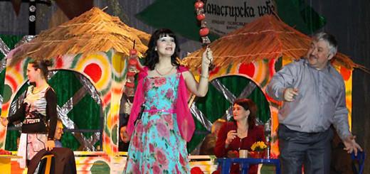 Мадина Исмаилова. Сочетание народной песни и эстрадного вокала