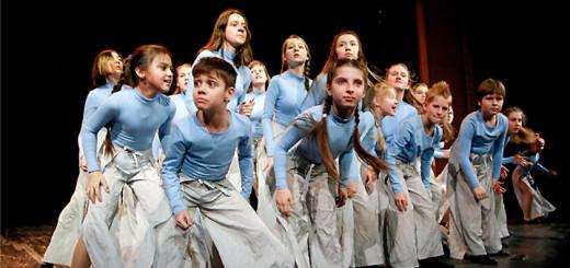 Детский театрально-поэтический фестиваль «Табуретка»