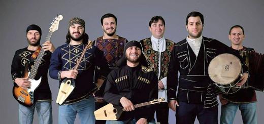 Впервые в Дагестане <br>– концерт грузинской группы BANI