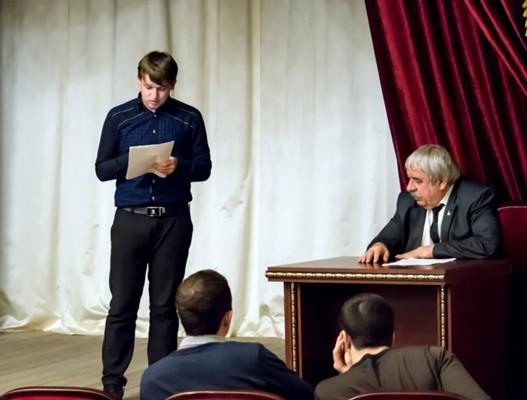 Поэтический семинар