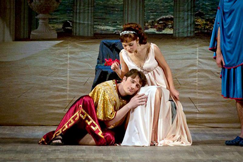 """Оперетта """"Моя прекрасная Галатея"""""""
