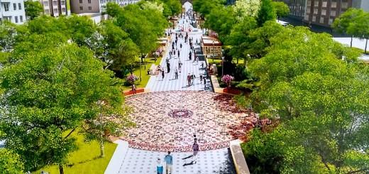 """""""Город мастер"""" – аллея художественных промыслов Дагестана"""