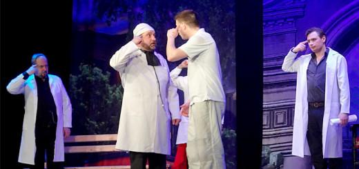Легендарный спектакль «Мастер и Маргарита» в Махачкале