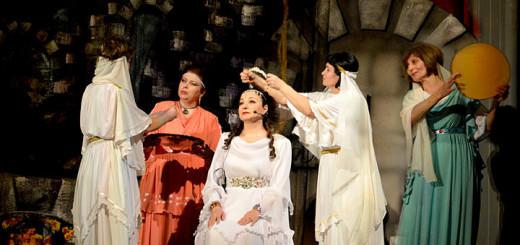 Шарвили. Национальная эпическая опера
