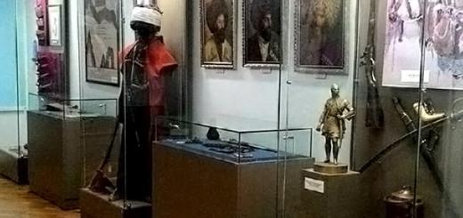 Кавказская война и личность Имама Шамиля в экспозиции Национального музея Дагестана