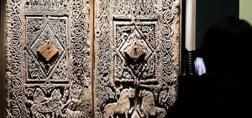 В Лондоне представлена выставка «Слова камней. Опыт чтения и трансляции наследия Кала-Корейш»