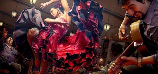 Ромео и Джульетта в стиле фламенко