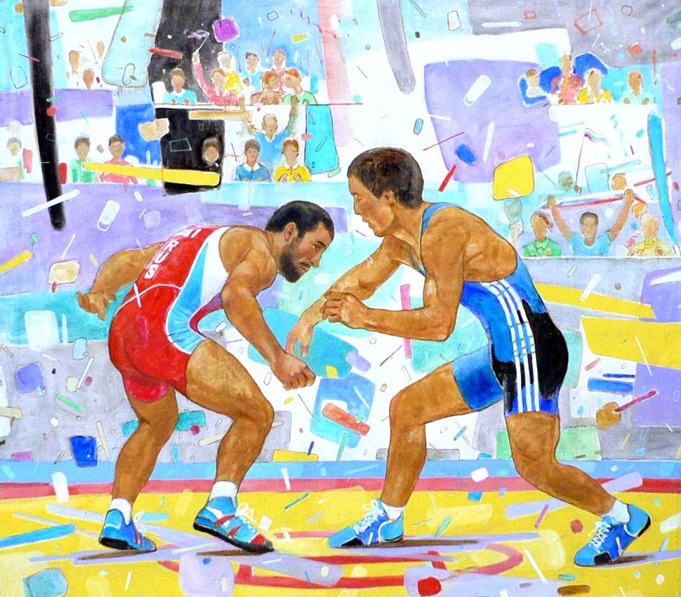 Открытка спортсменам, андреем картинки
