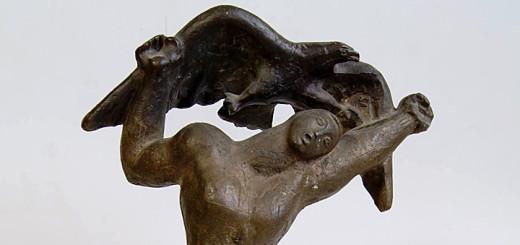 Скульптурная поэтичность Али-Гаджи Сайгидова
