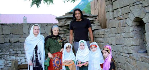 Дик О'Хара. Охотник за легендами в Дагестане