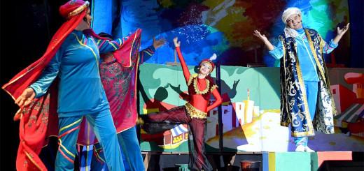 Волшебный мир Диснея  на сцене Театра оперы и балета