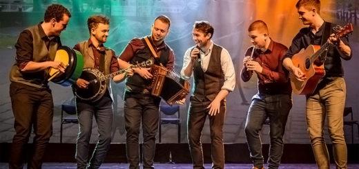 Ирландский вихрь танцев и музыки в Махачкале