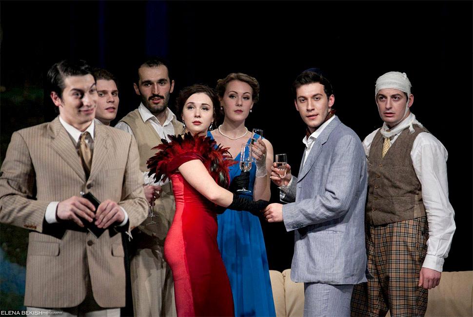 Дагестанцы-щукинцы приглашают на свои дипломные спектакли