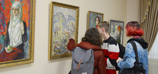 Выставка живописи Галины Пшеницыной
