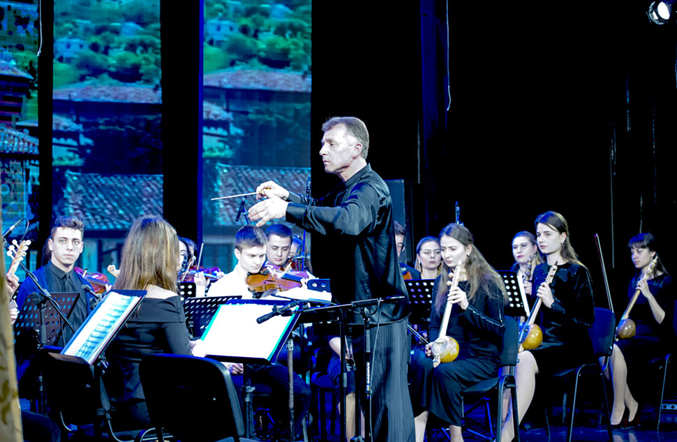 Шамиль Шерифалиев принял участие в концерте в городе Симферополь