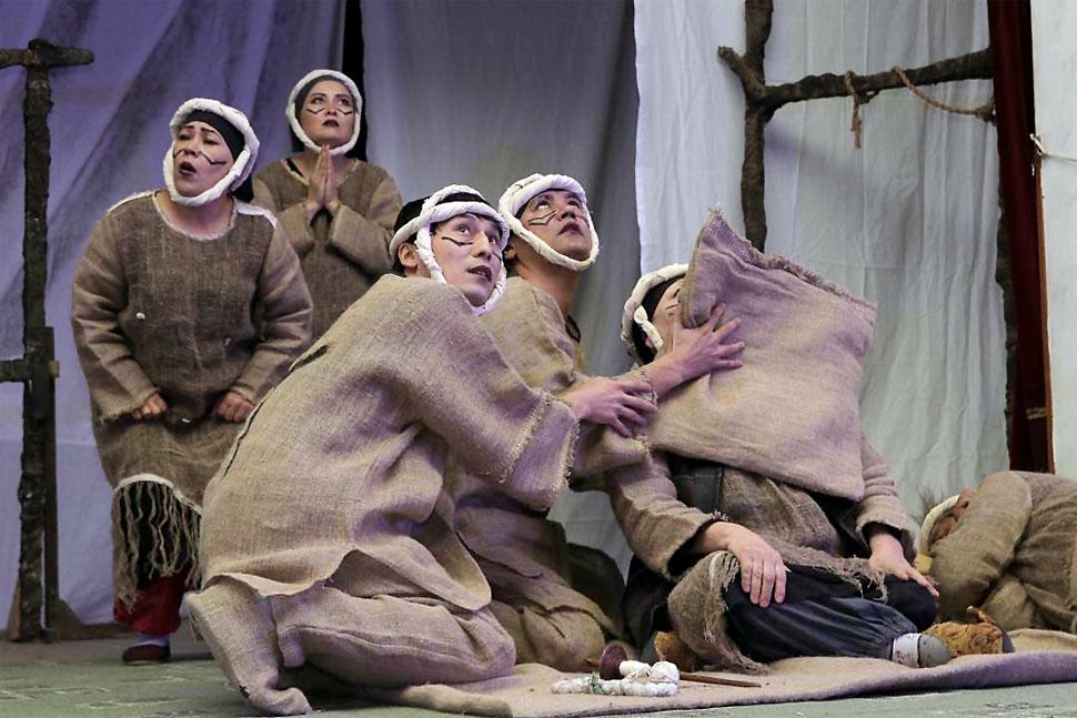 В Махачкале наградили победителей Международного фестиваля национальных театров