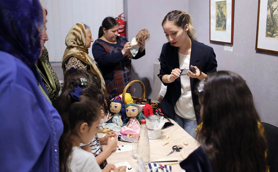 """Культурная бессонница: Как в Дагестане прошла """"Ночь музеев"""""""