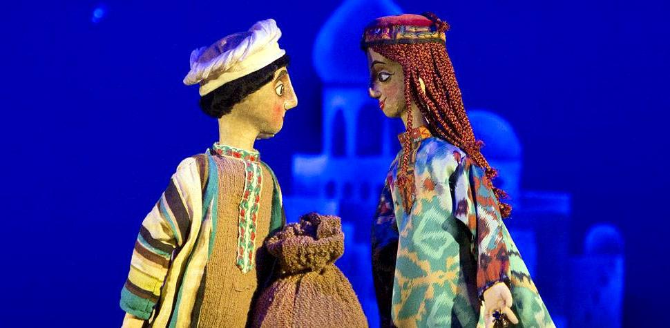 Международный фестиваль театра кукол в Махачкале