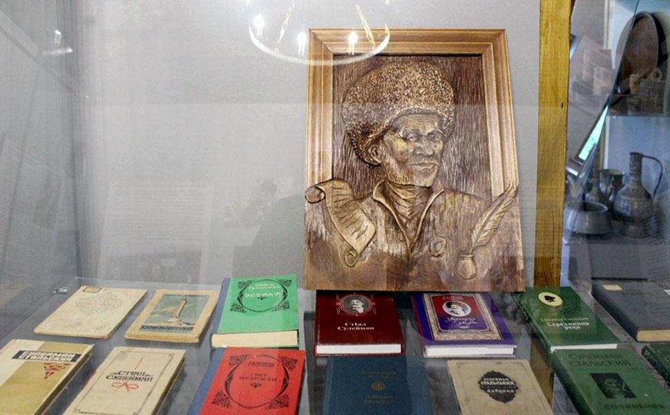Сулейман Стальский. Народный ашуг Дагестана