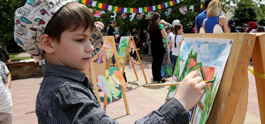В Махачкале отпразднуют День защиты детей