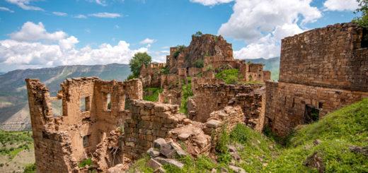 Гамсутль – древняя сказка, живущая высоко в горах