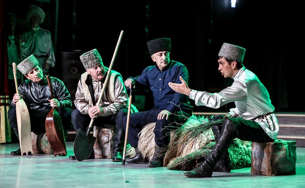 В Дагестане пройдет Международный фестиваль народных любительских театров
