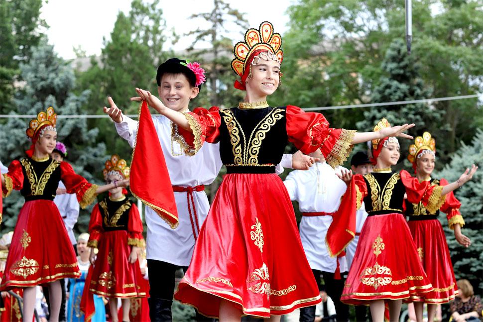 В Дагестане прошел этнокультурный фестиваль русской культуры