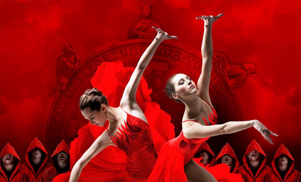 """Театр оперы и балета приглашает на премьеру сценической кантаты """"Carmina Burana"""""""