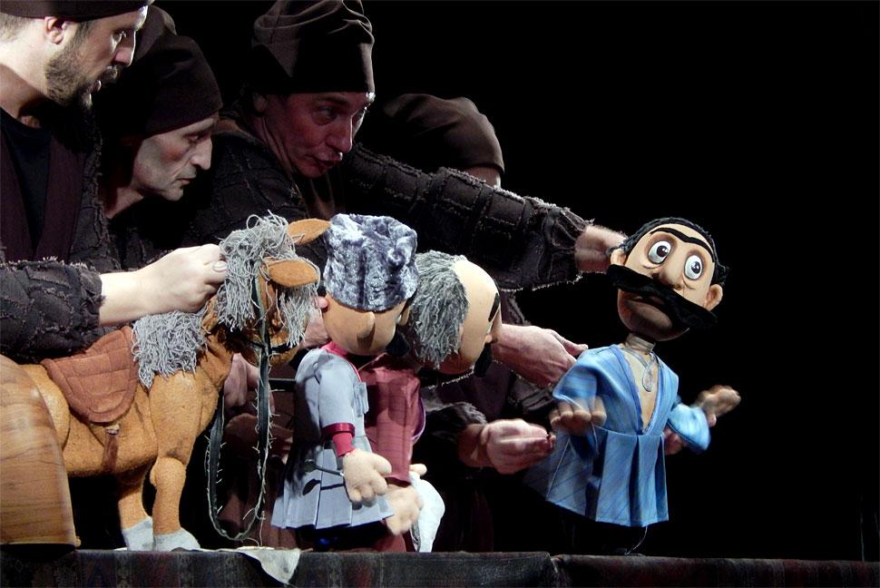 "Театр кукол представил премьерный спектакль ""Храбрый Назар"""