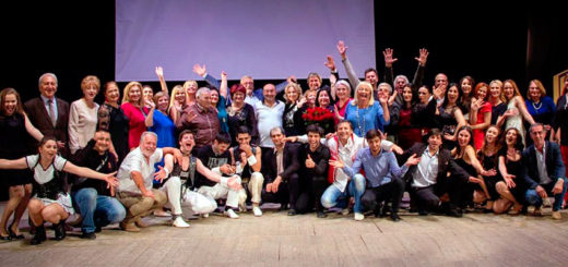 В Русском театре отметили юбилей Скандербка Тулпарова