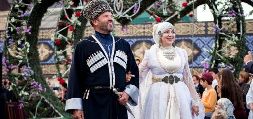 Большая дагестанская свадьба