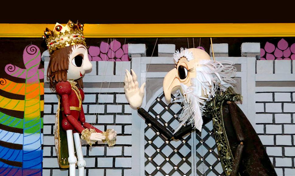 Волгоградский театр кукол приглашает юных махачкалинцев на детские спектакли
