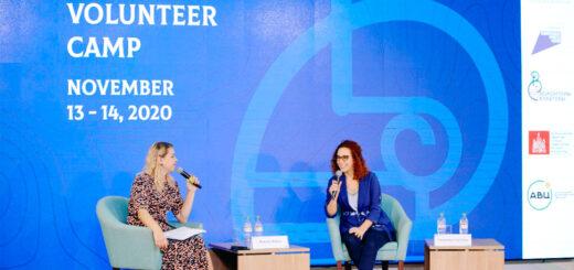Волонтёры культуры Дагестана приняли участие в международном волонтерском лагере
